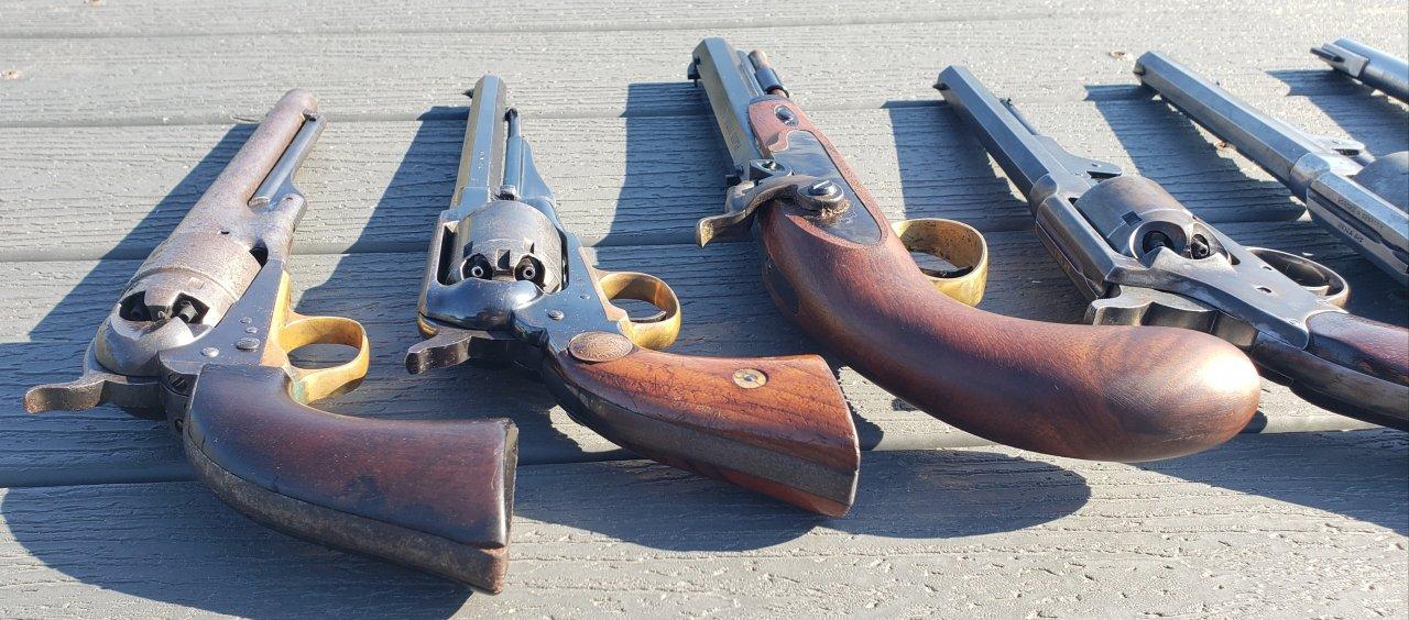 Colt 1860 Army & Lyman Plains Pistol.jpg