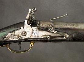 DOG LOCK MUSKET Lock English 1710-1720.JPG